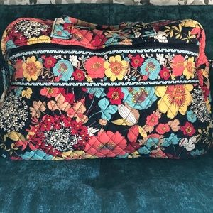 Vera Bradley Happy Snails Weekender Bag